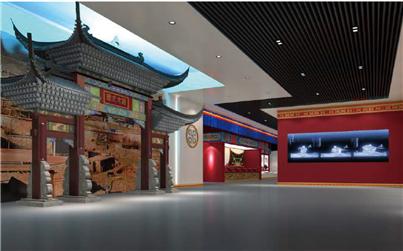 青海格桑花木雕博物馆